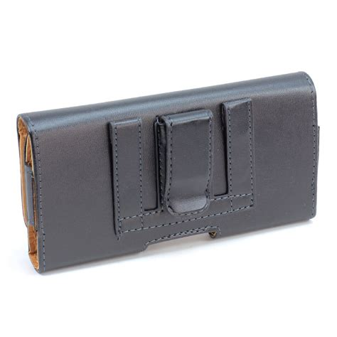 Slim Pouch slim heavy duty pouch holster carrying belt clip