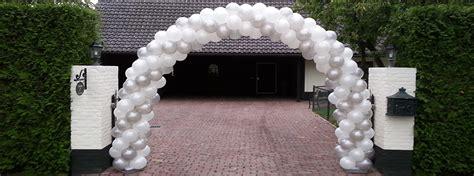 bruiloft versiering nijmegen topfeestje nl partyverhuur feestwinkel nijmegen