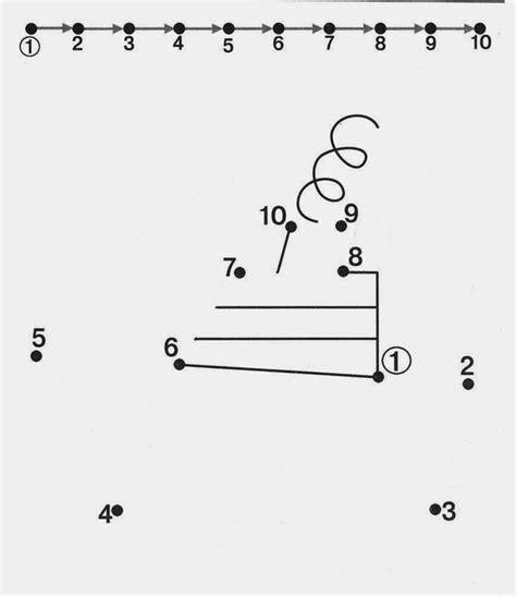 free dot to dot worksheets for part 2 vor schule