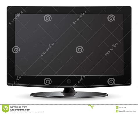 design elements tv tv stock images image 32238224