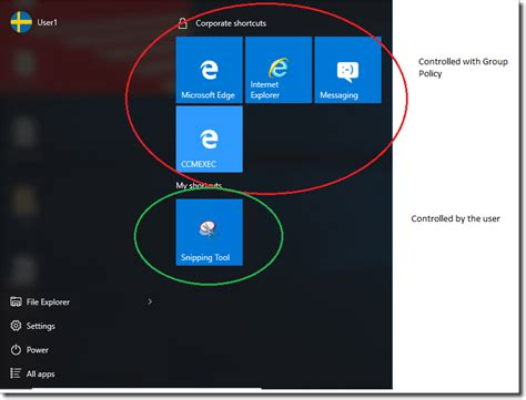 start menu layout gpo not working partially lock the windows 10 start menu layout with group