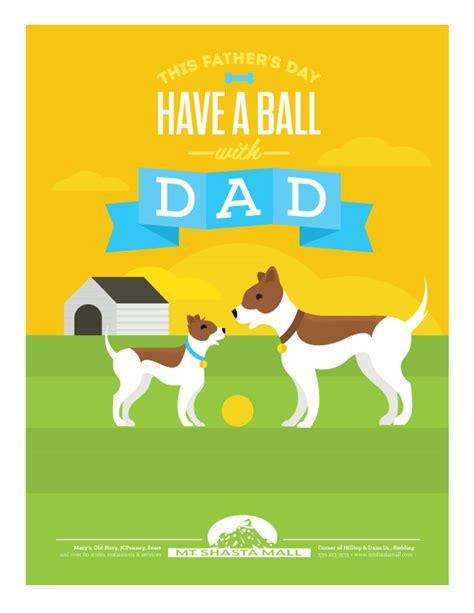 fathers day ad s day ad illustration matt briner graphic designer