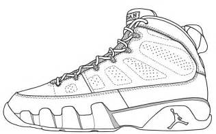 sneaker coloring book go nuts with these jumpman pros niketalk
