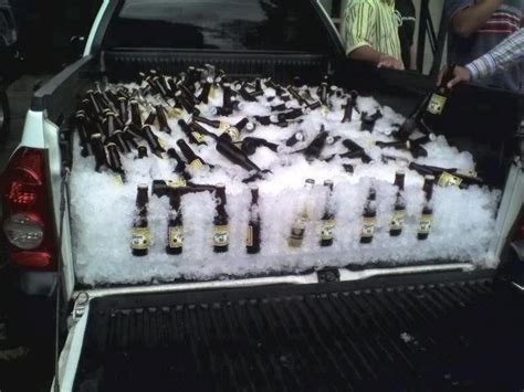 Truck Bed Cooler by Cooler Country Chest Beverage
