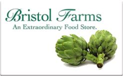 Bristol Farms Gift Card - buy bristol farms gift cards raise