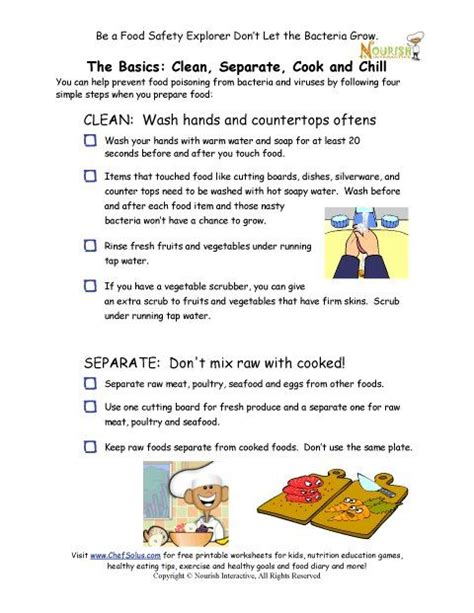 Sanitation Guidelines For The Kitchen by Best 25 Kitchen Safety Ideas On Safety