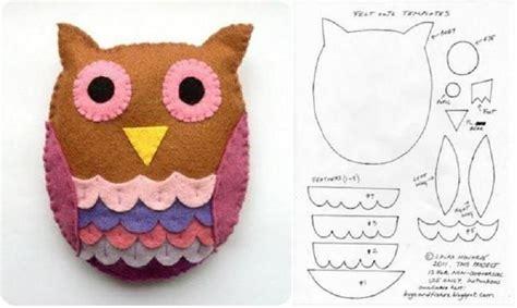 diy owl crafts diy felt owl template diy projects usefuldiy follow us on gt http www