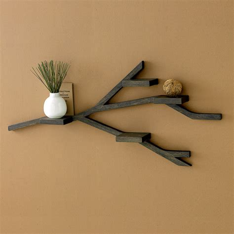 the branch shelf home decoration tricks