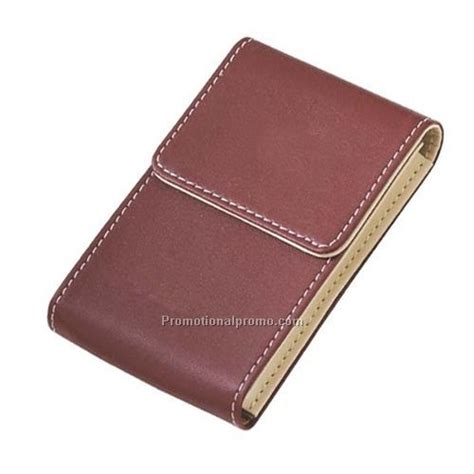 leather business card holder china business card holder faux leather holds 20 25 business cards china wholesale