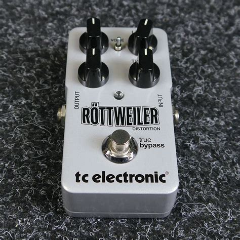 Tc Electronic Rottweiler Distortion Pedal tc electronic rottweiler distortion fx pedal 2nd