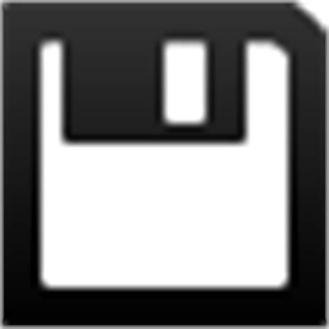 black save icon vidro icon set softiconscom