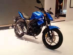 In Suzuki Suzuki Gixxer Price In Bangladesh Specification Review