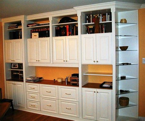 Wall Closet Units White Wall Unit From Closet Factory In Longwood Fl 32750