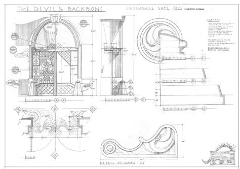 1000 images about technical drawing exles on