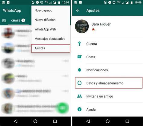 imagenes whatsapp no guardar c 243 mo dejar de guardar fotos de whatsapp en android pc