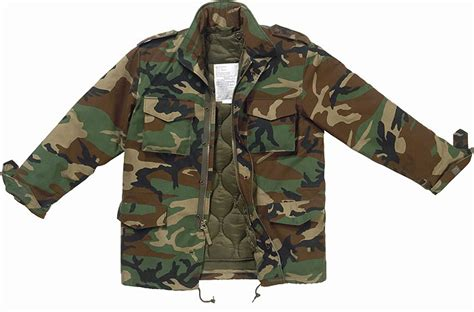 Jaket Army camouflage m 65 field coat army m65 jacket ebay