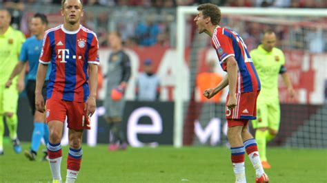 detiksport barca vs munchen three things we learned from bayern munich vs barcelona