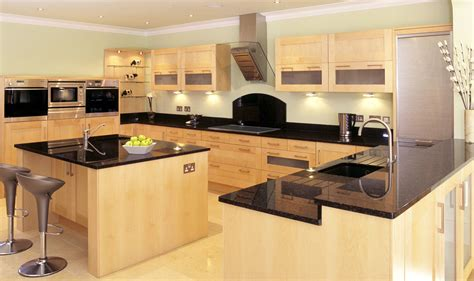 fitted kitchen designs home decoration interior