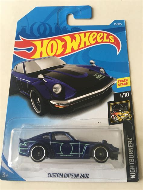 Hotwheels Datsun wheels custom datsun 240z end 9 5 2019 10 15 pm