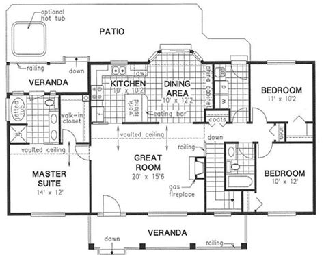 William Poole Designs by Veranda Style House Plans House Design Ideas