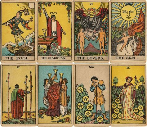 tarot cards tarot mythology the surprising origins of the world s