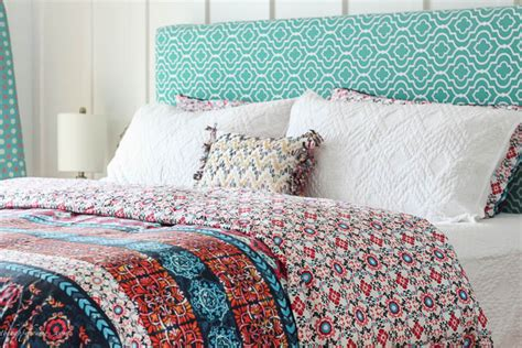 boho chic comforters boho chic master bedroom refresh the happy housie