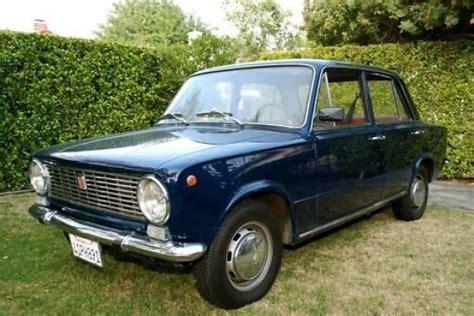 proprietà lada di sale fiat 124 berlina familiare fanalino anteriore sx front