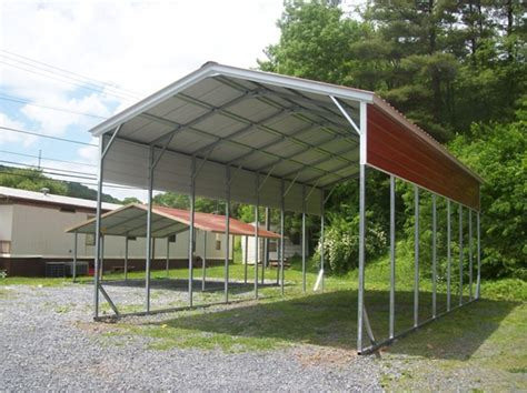 Steel Shelters Carports Rv Carports And Shelters What To Consider When Choosing One