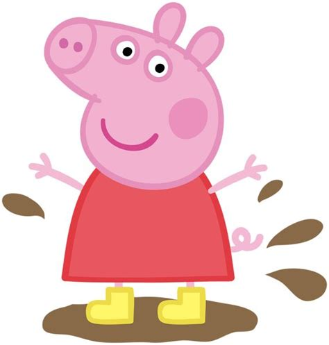 peppa pig ballerina clip art obr 225 zky obl 237 ben 233 a collection of art ideas to try the