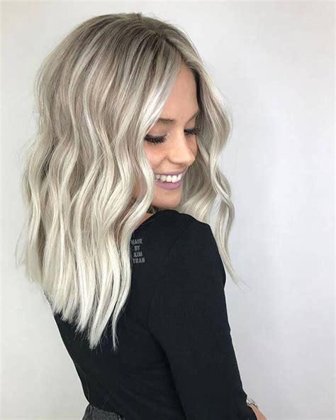 kim kimble ash blonde best 25 cool blonde hair ideas on pinterest cool toned