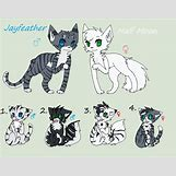 Warrior Cats Jayfeather And Halfmoon Kits | 729 x 573 png 41kB