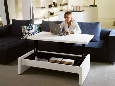 scrivania da salotto tritone tavolino da salotto trasformabile in scrivania