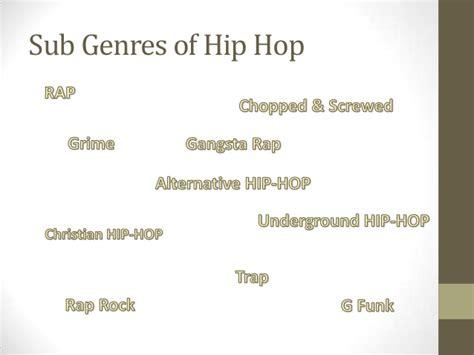 genre rap hip hop genre research hip hop