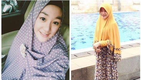 Jilbab Syar I Untuk Pernikahan 8 Fakta Unik Pernikahan Alvin Faiz Dan Larissa Chou