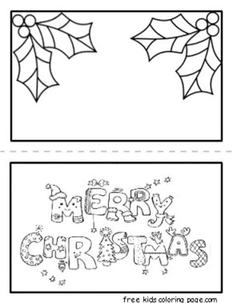 printable christmas card making ideas printable christmas cards for kids to color merry