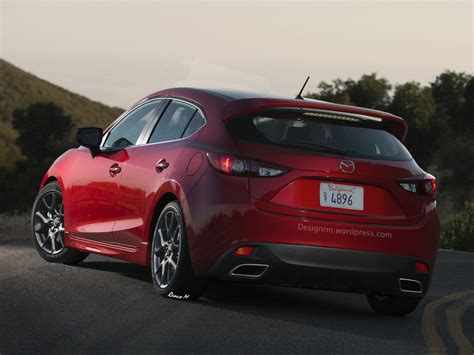 mazda 3 2 0 2014 auto images and specification