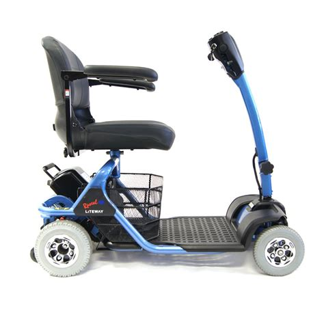 Best Recliners by Lightweight Portable Scooters Liteway Scooter Mtm