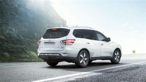 2020 Nissan Pathfinder 2020 nissan pathfinder redesign or a new generation