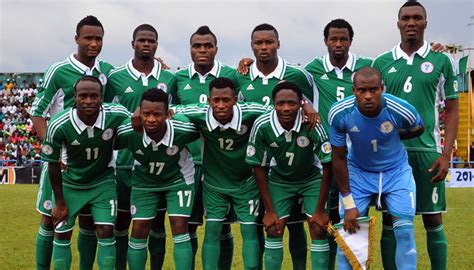 nigeria are expected to stay in calabar for 2014