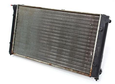 vw golf radiator fan replacement radiator fan shroud vw rabbit jetta gti caddy