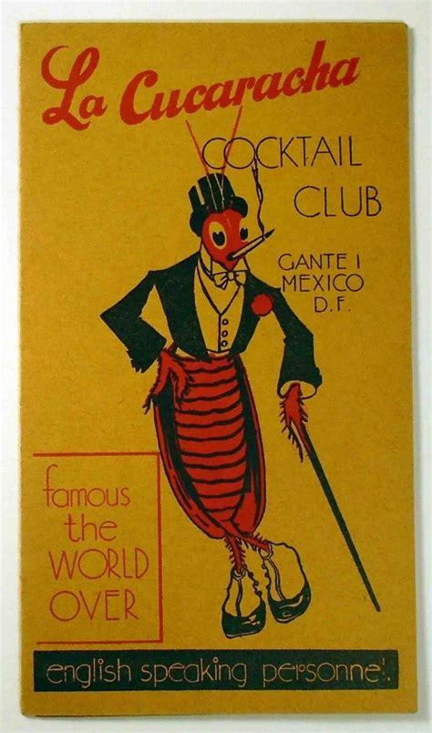la cucaracha vs the books la cucaracha cocktail club the world