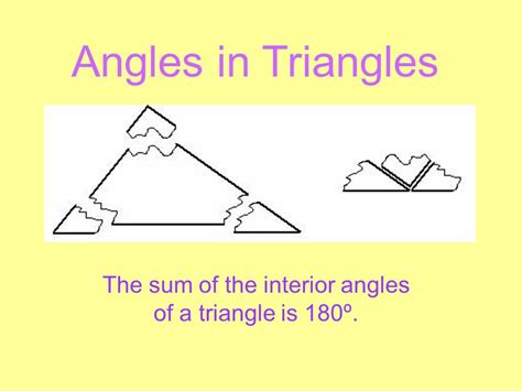 Find The Sum Of The Interior Angles Of An Octagon by Properties Of Triangles Ppt