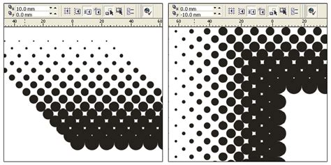pattern fill coreldraw x6 corel draw halftone how to and tips tricks wikis