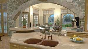Luxury Tuscan House Plans by Architectural Designs