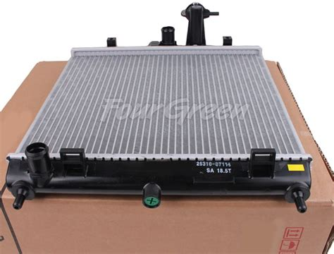 Radiator Kia Picanto radiator assy for kia 04 08 morning picanto oem