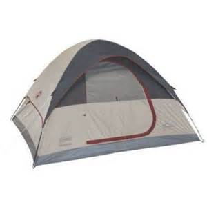 coleman 4 person traditional cing tent walmart