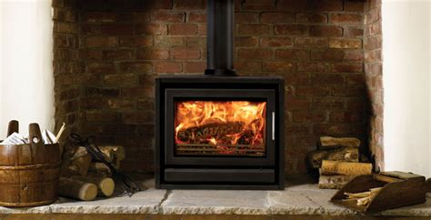 Burning Wood Fireplace by Better Housekeeper All Things Cleaning Gardening