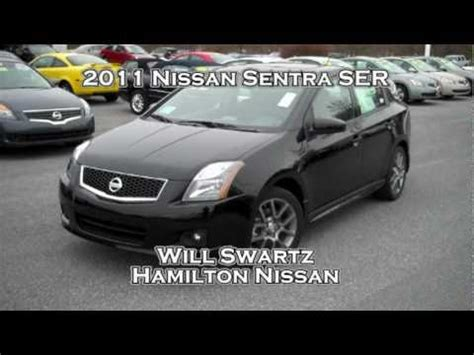 Hamilton Nissan Hagerstown Maryland New Car 2011 Nissan Sentra Ser In Hagerstown Md At