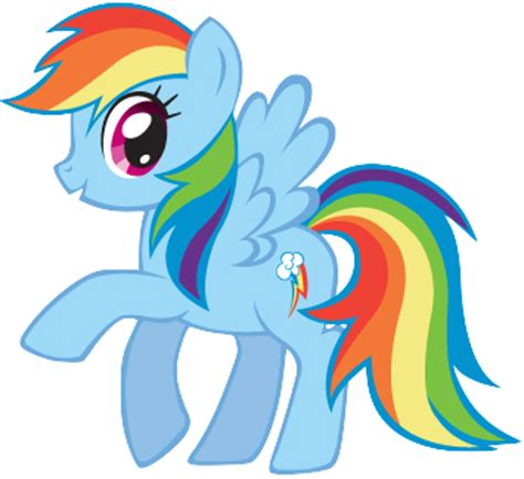fiction food caf 233 rainbow dash fudge for quot my little pony