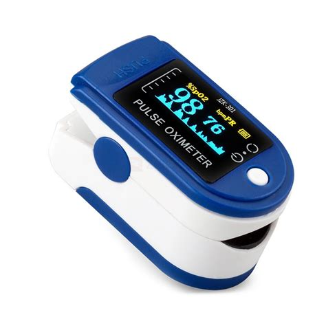 display mini mini oled display finger oxygen saturation monitor